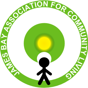 Logo for James Bay Association for Community Living